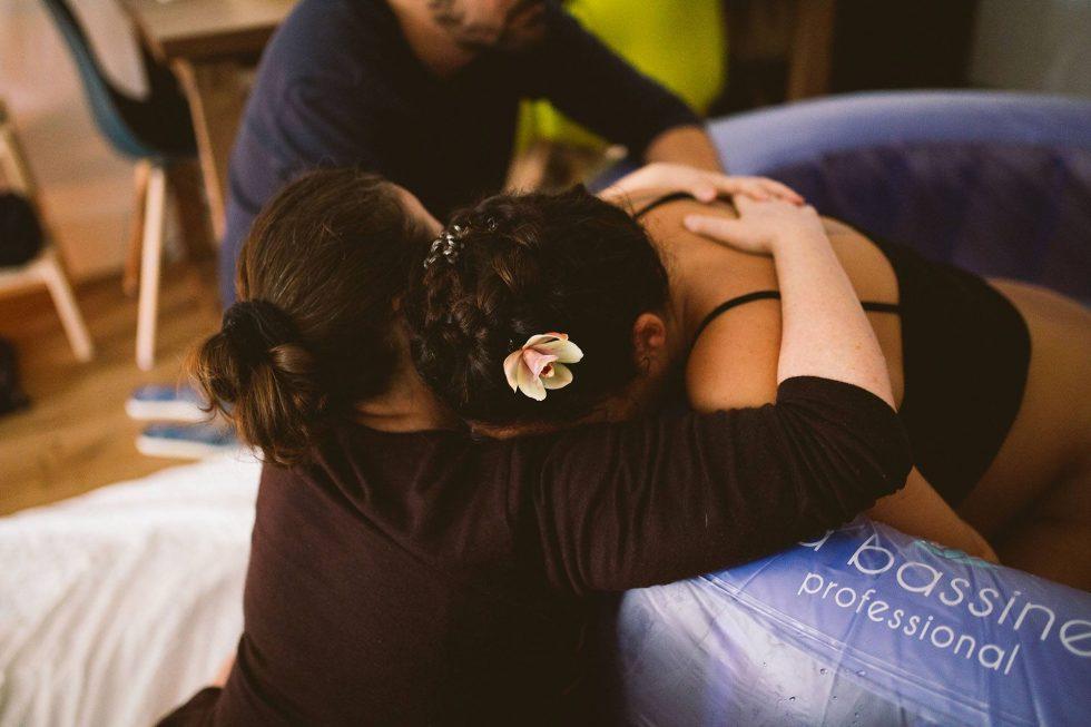 Serviços de doula e acompanhamento no parto